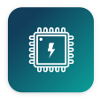 Hardware power icon