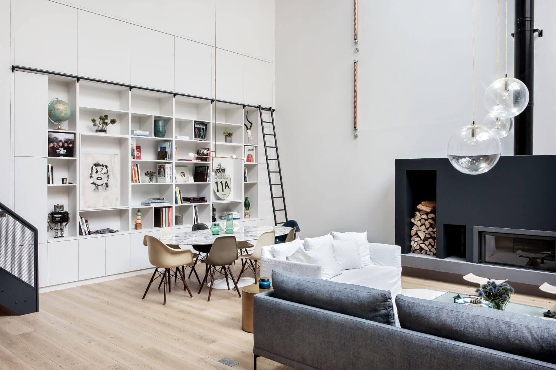 Quartier Jasmin Paris 16e - 230m²