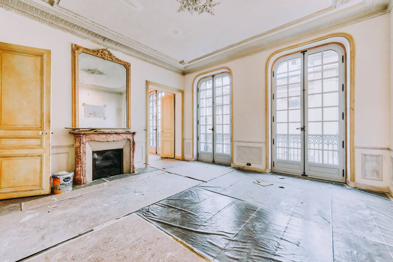 Projet Panthéon Paris 5e - 220 m²