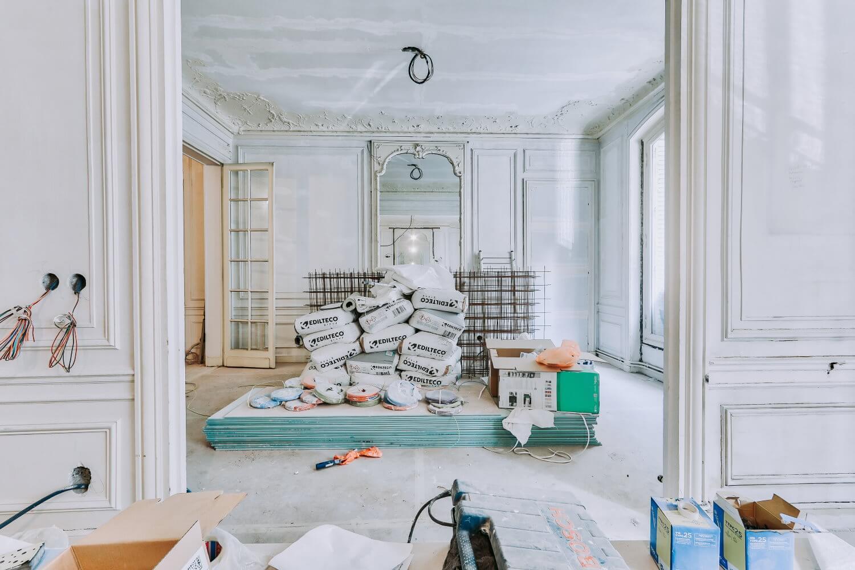 Rue de Luynes Paris 7e - 143 m²