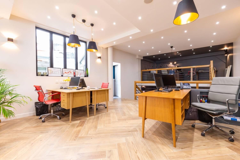 Bureau l'Atelier d'Ober Paris 11e - 150 m²