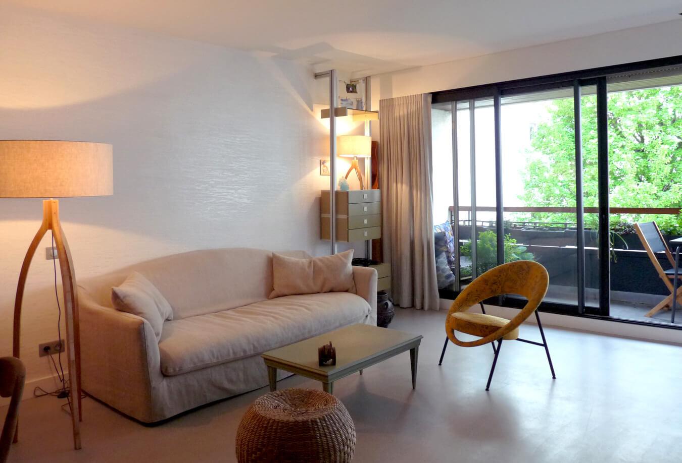 Rue Compans Paris 19e - 87m²