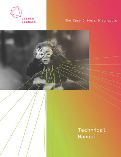 Core Driver Diagnostic Technical Manual