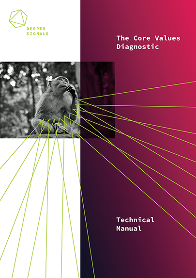 Core Values Diagnostic Technical Manual