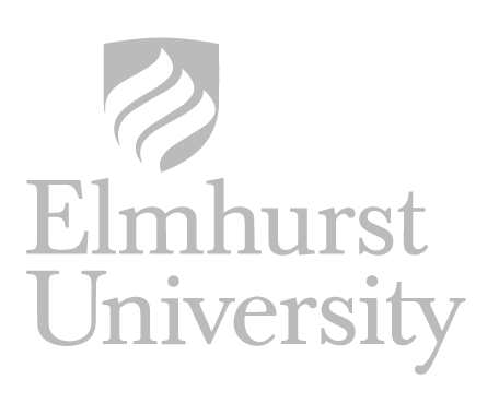 elmhurst university logo