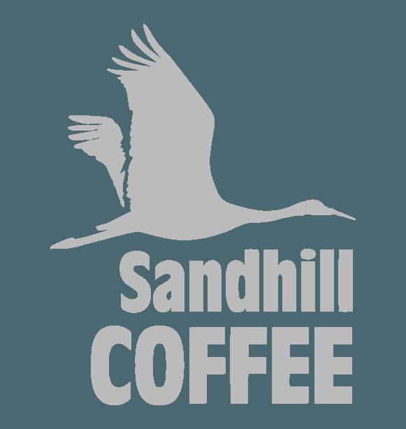 sandhill coffee logo