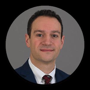 headshot of ID board treasurer David Virgilio