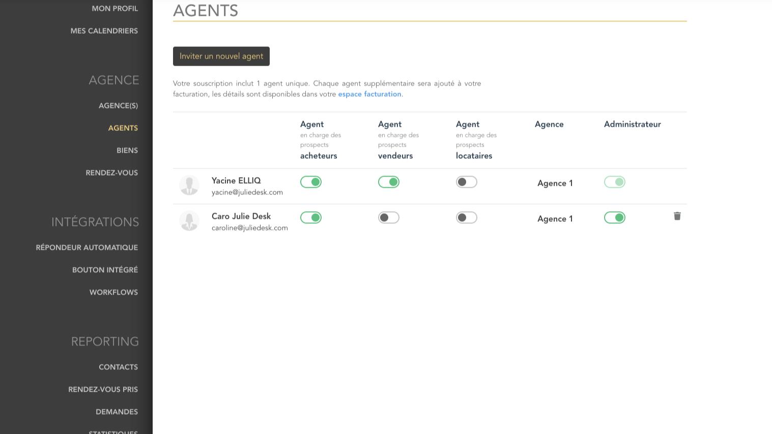 assignation-agent