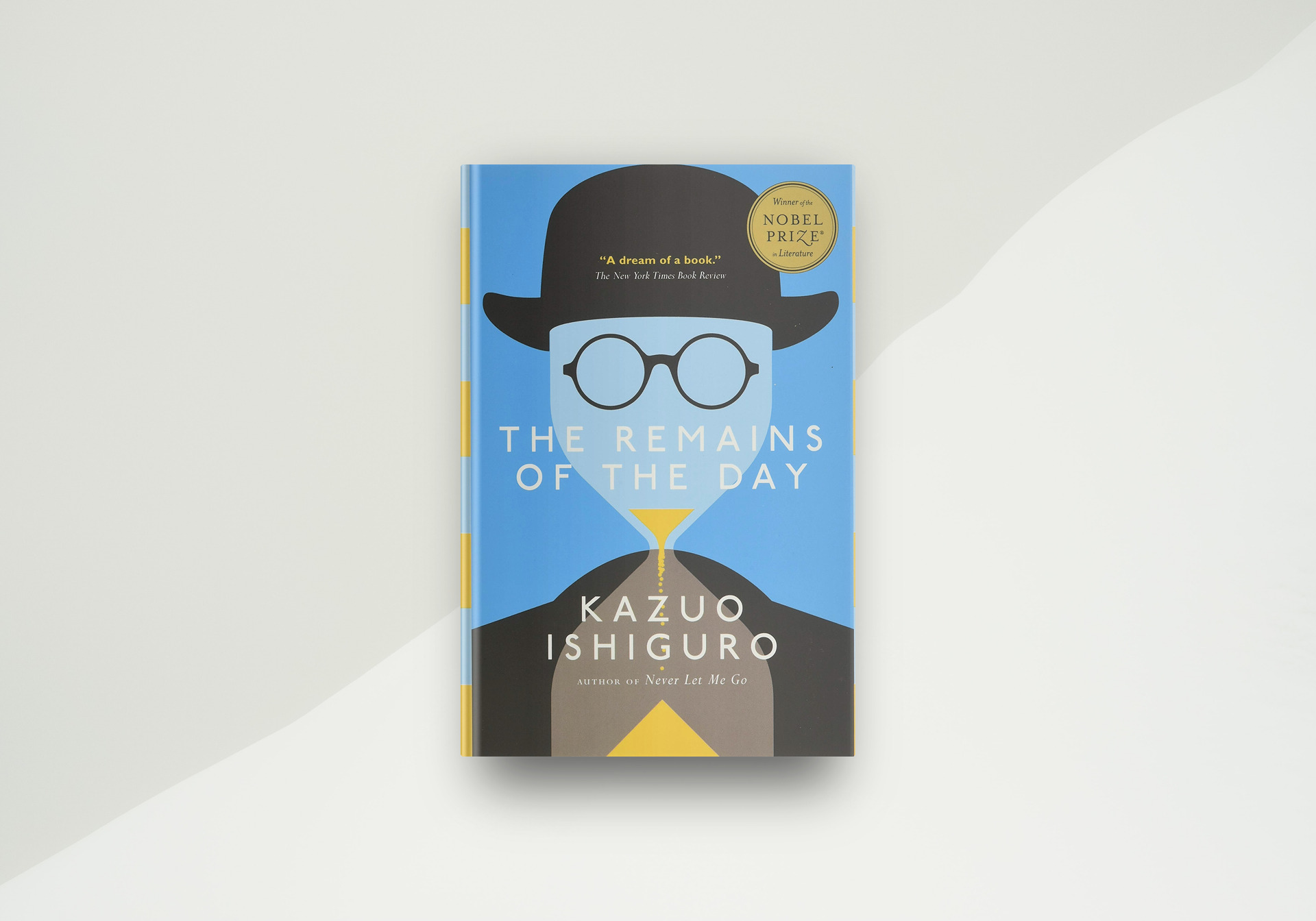 Remains Of The Day By Kazuo Ishiguro - Book Cover