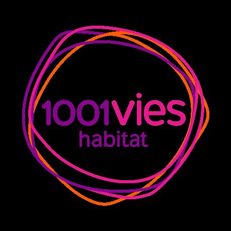 Bailleurs sociaux : logo 1001 vie habitat