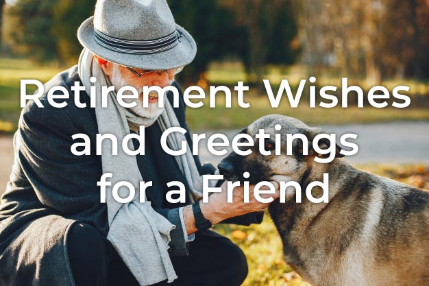 Retirement Wishes for a Friend