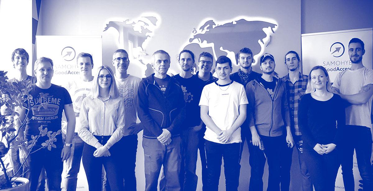 GoodAccess Team