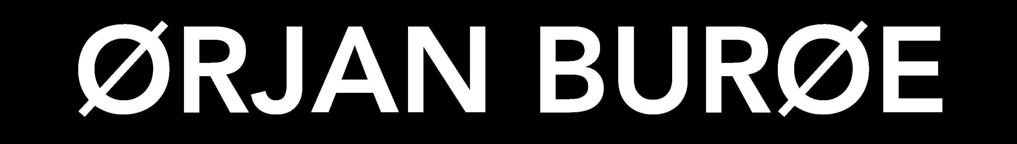 Ørjan - logo