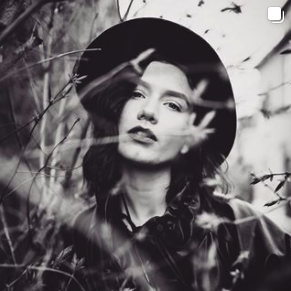 Svart - hvit bilde - profilbilde