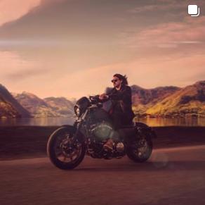 Motorsykkel - bilde