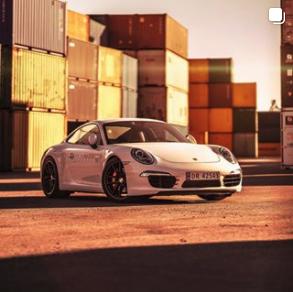 Porsche - bilde