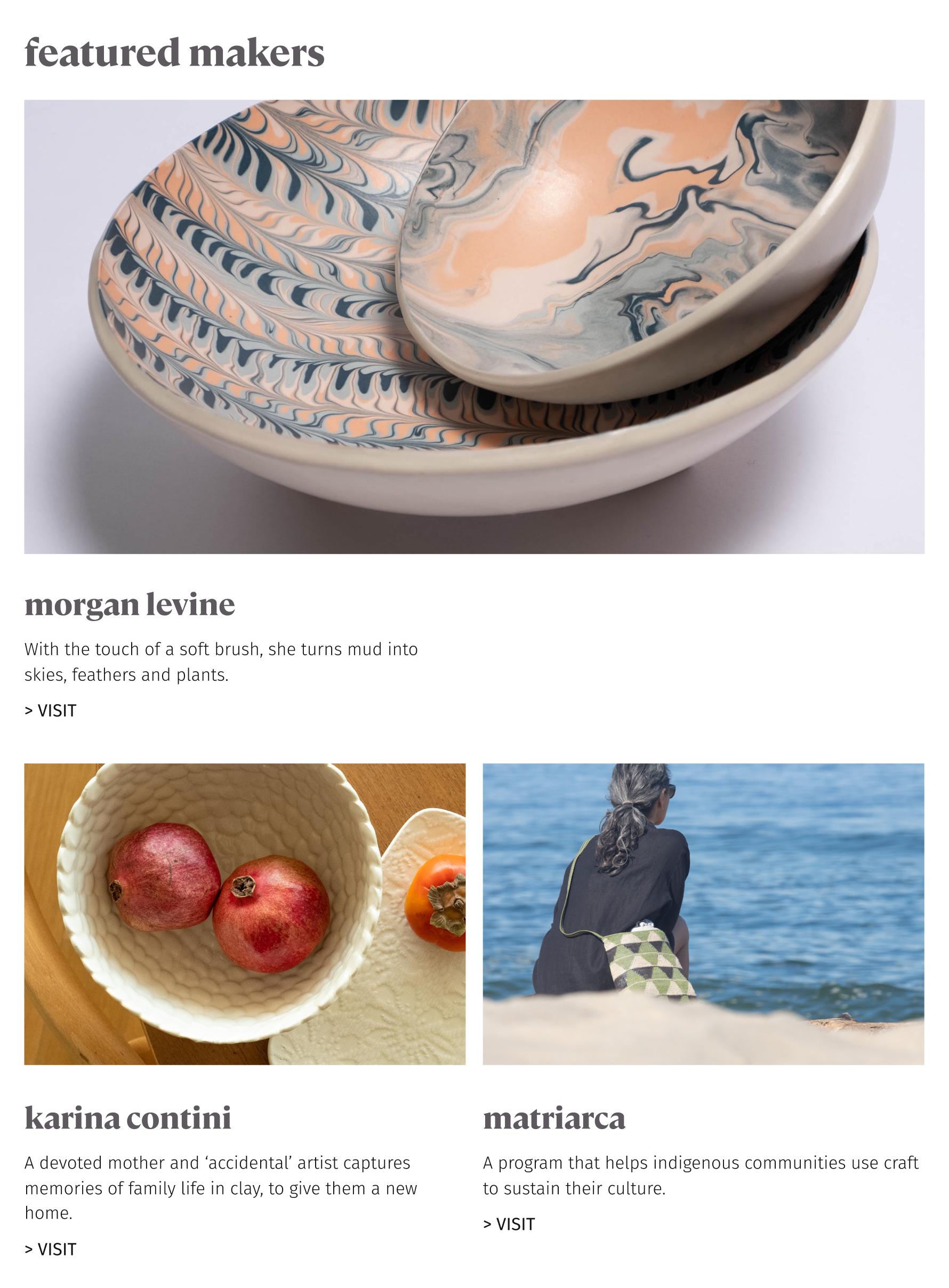 Intoto Store Designer Makers Artisans Studios