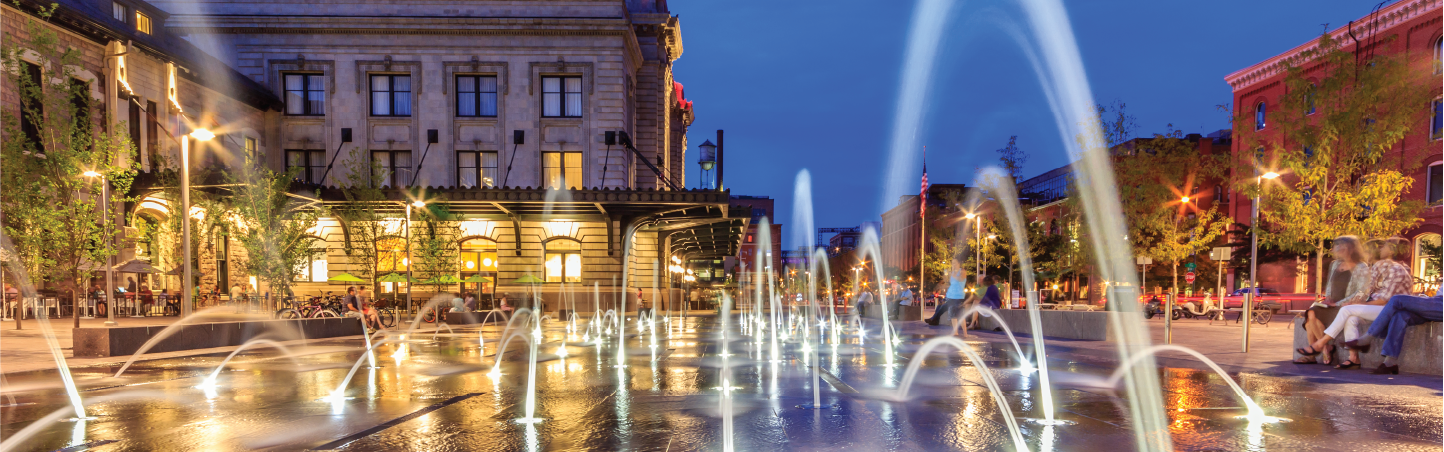 Public Realm Lighting Design