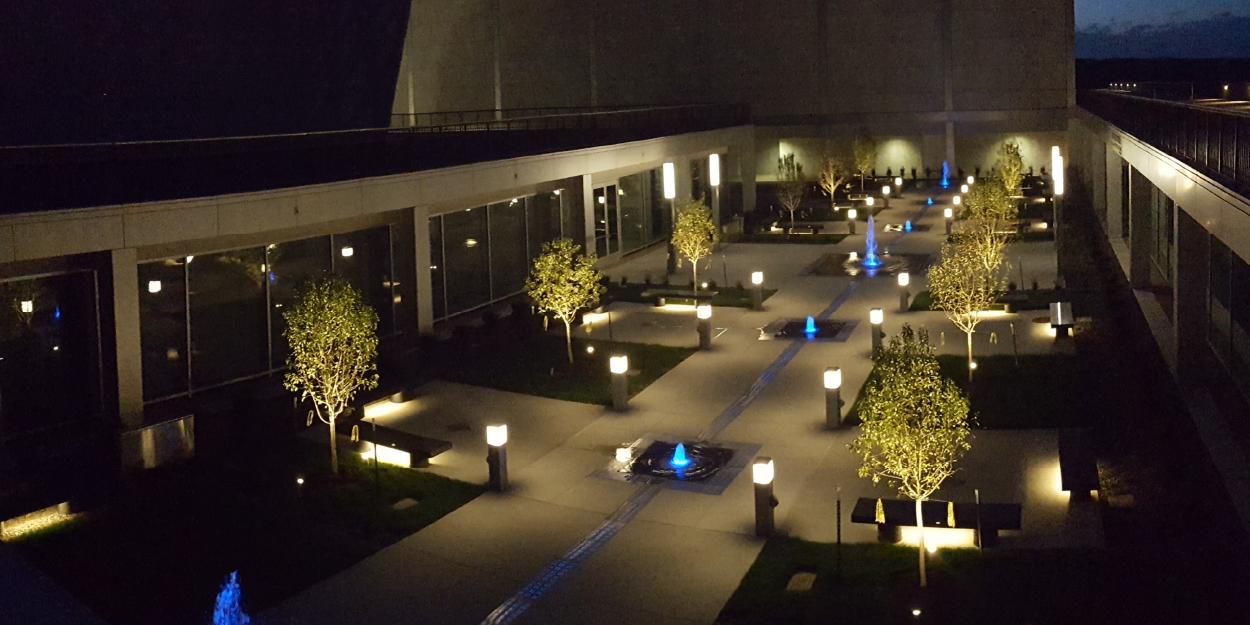 Air Force Academy Courtyard