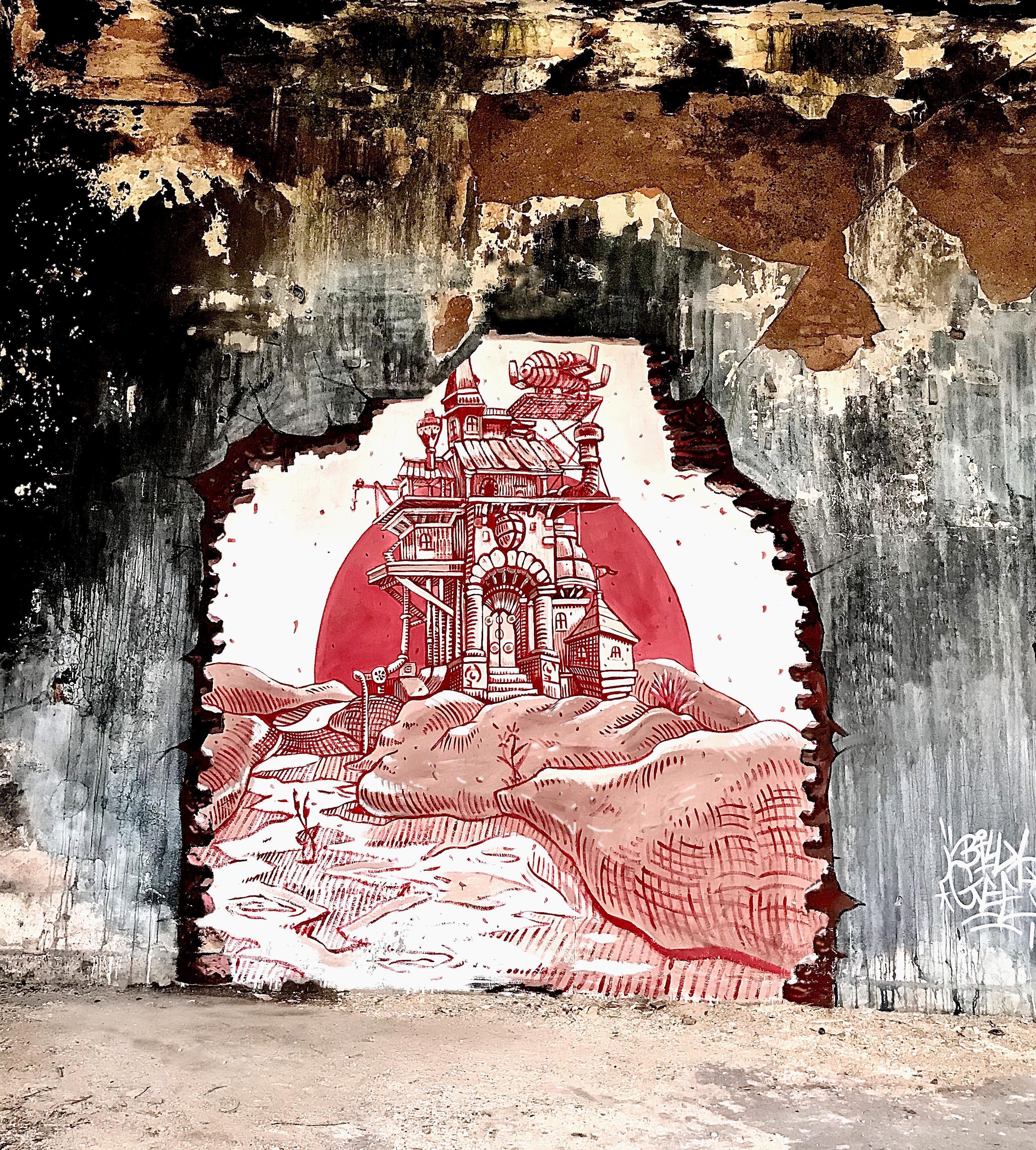 Billy Gee-An Urban Artist