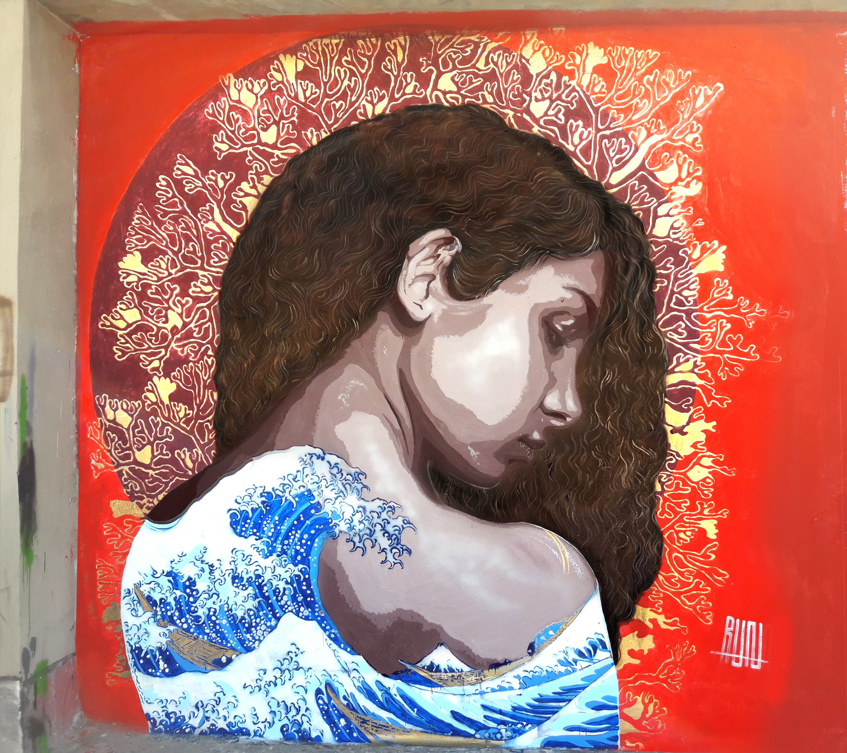 RUN - Redefining Iranian Art