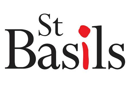 St Basils charity foundation logo