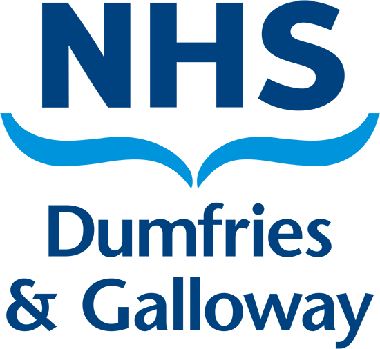 NHS Dumfries and Galloway logo