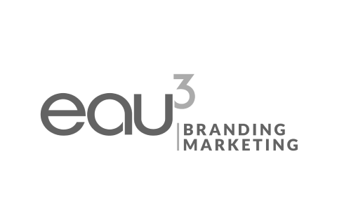 Eau³ | Branding + Marketing
