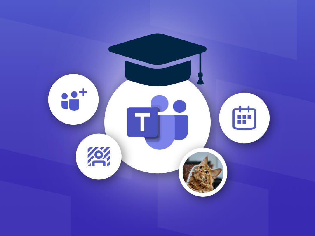 Image of learning cool Microsoft Teams features.