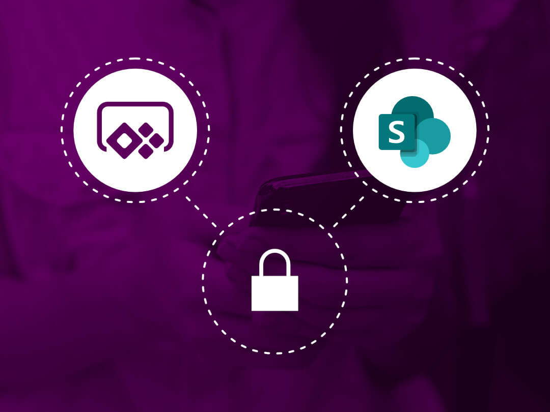 Image of PowerApps and SharePoint security