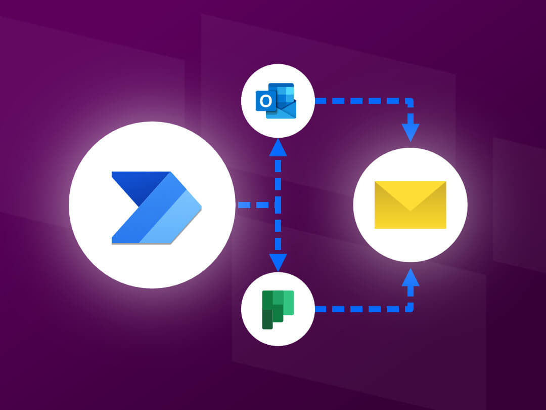 Image of Power Automate Using Outlook and Planner to create an Automatic Email.