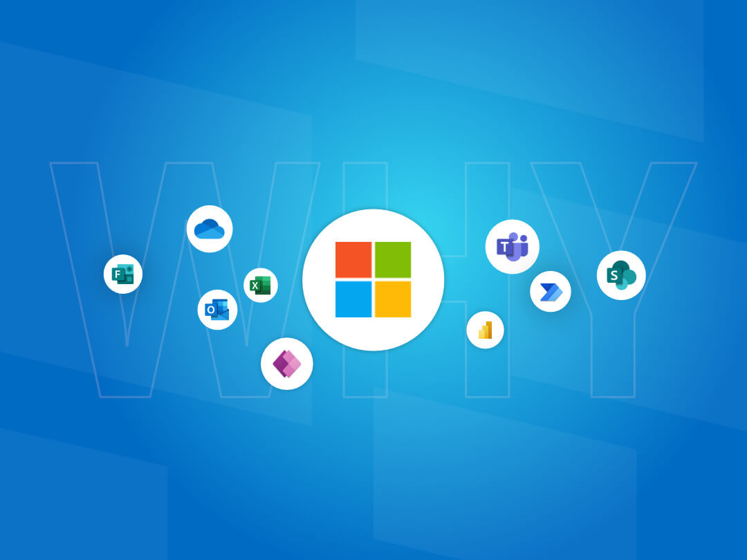 Image of Why Your Team Should Be Working Together in Microsoft 365.