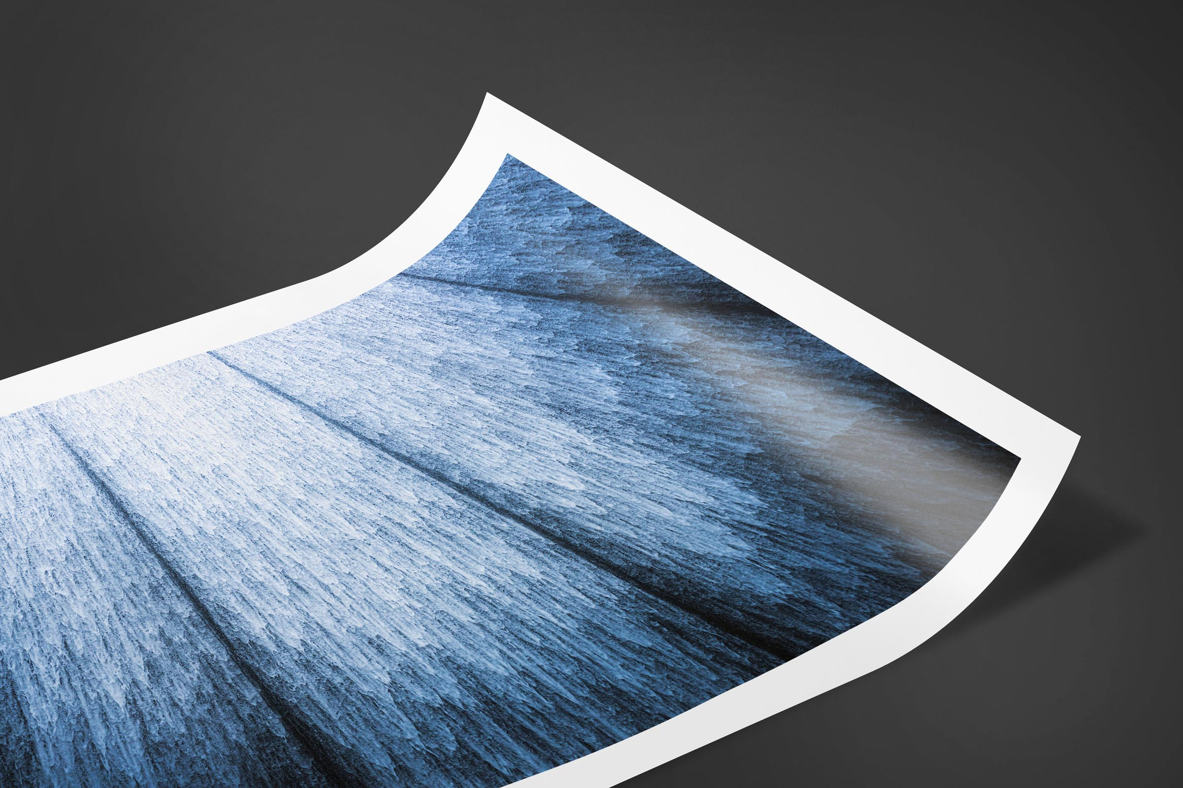 Fine art limited edition print of Waterwall in Houston, Texas by Brent Goldman Photography