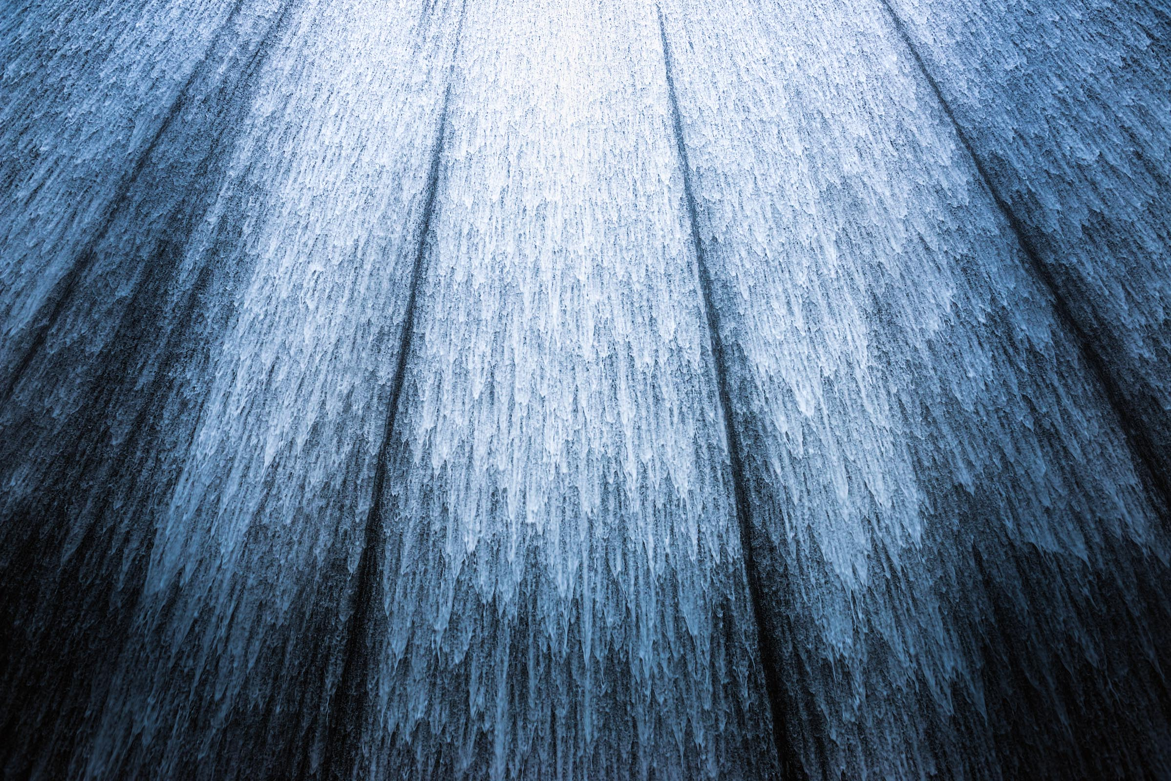 Photograph of Waterwall in Houston, Texas by Brent Goldman Photography