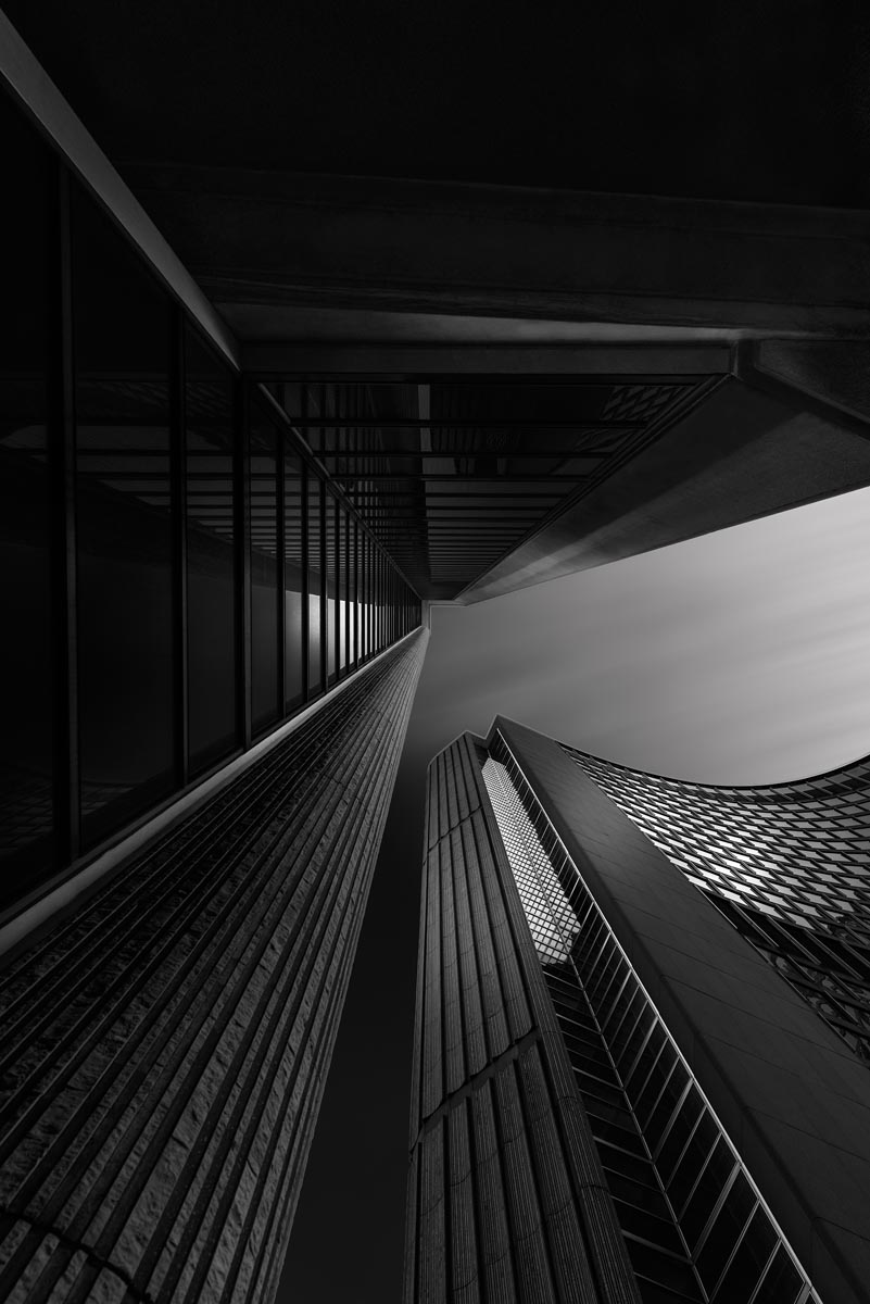 Photograph of City Hall in Toronto, Canada by Brent Goldman Photography