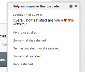 Google consumer survey