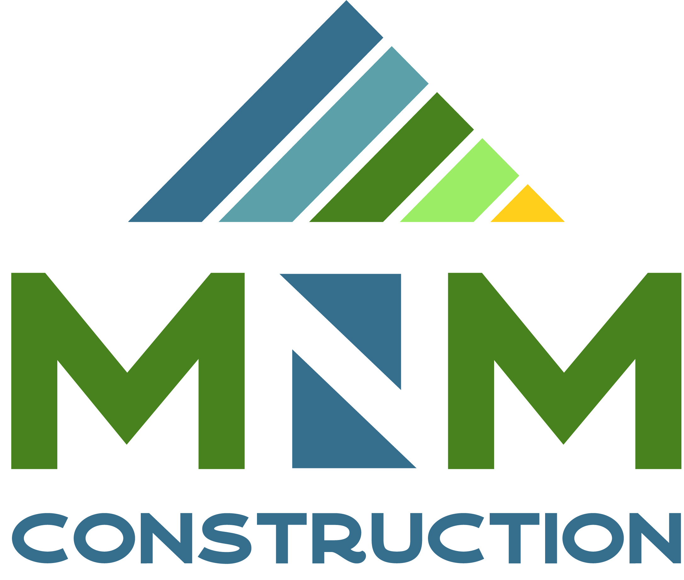 MNM Construction Logo