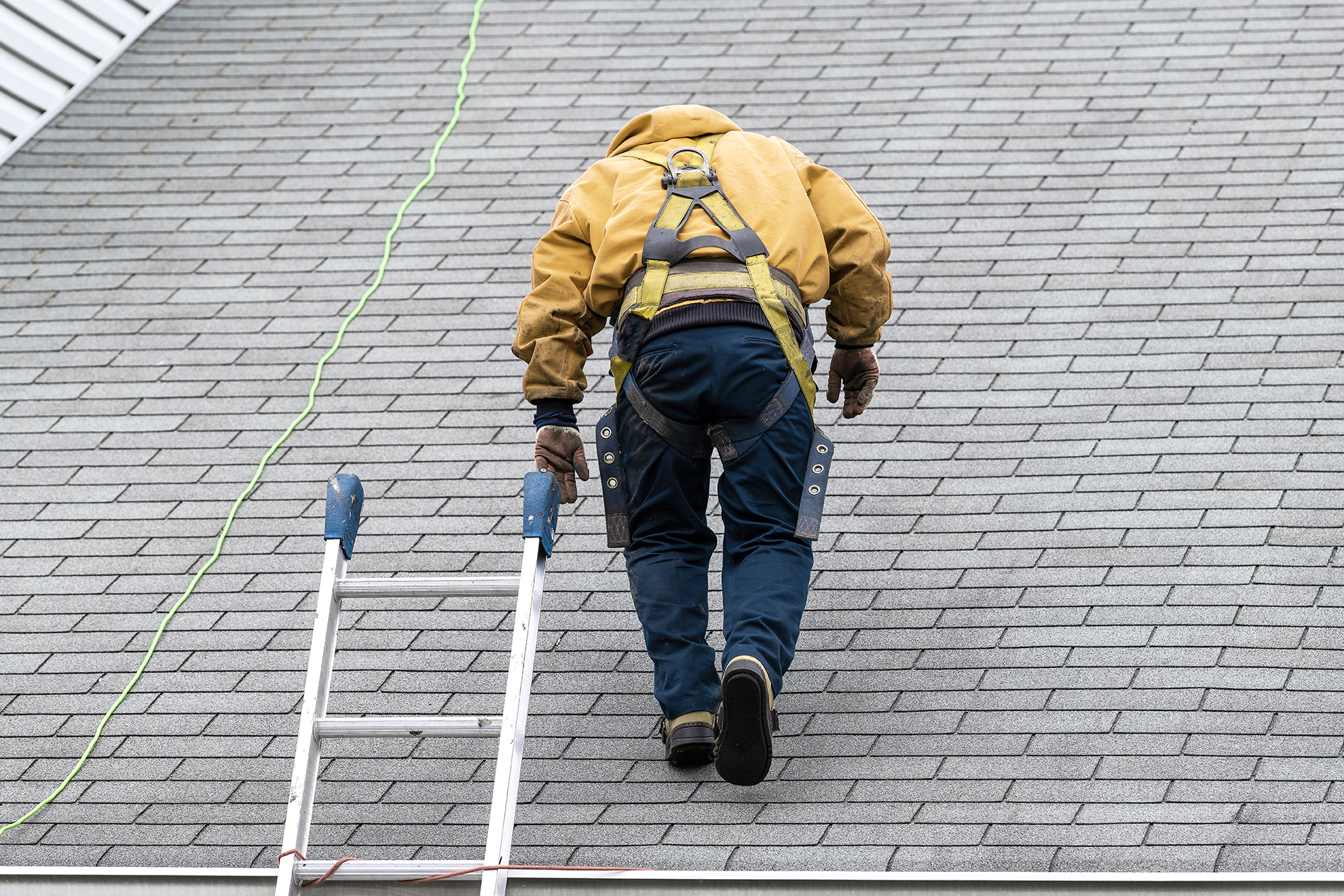 Oakland County, MI Roof Inspection