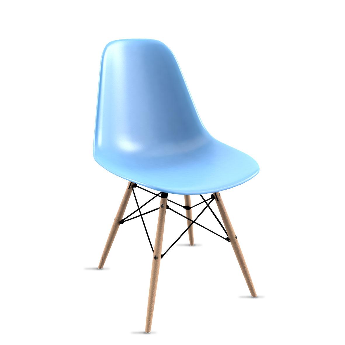 Cadeira Eames Azul
