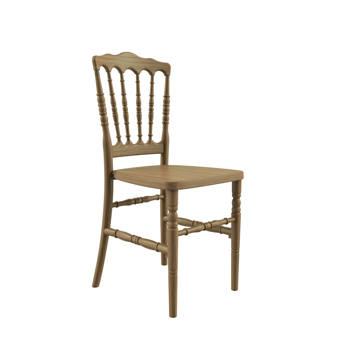 Cadeira Dior Madeira Natural