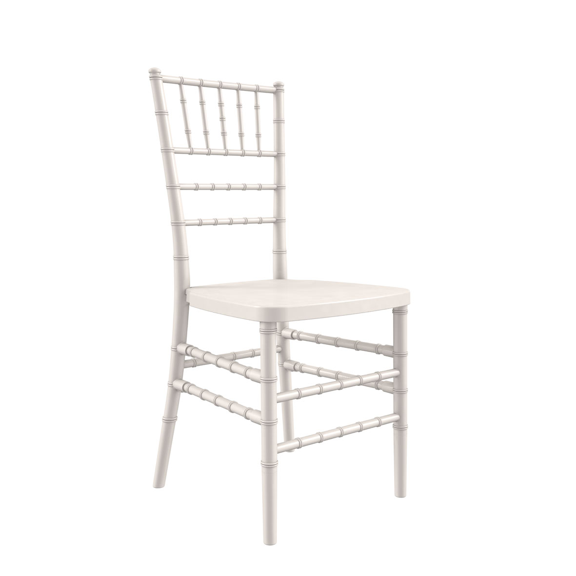 Cadeira Tiffany Madeira Branca