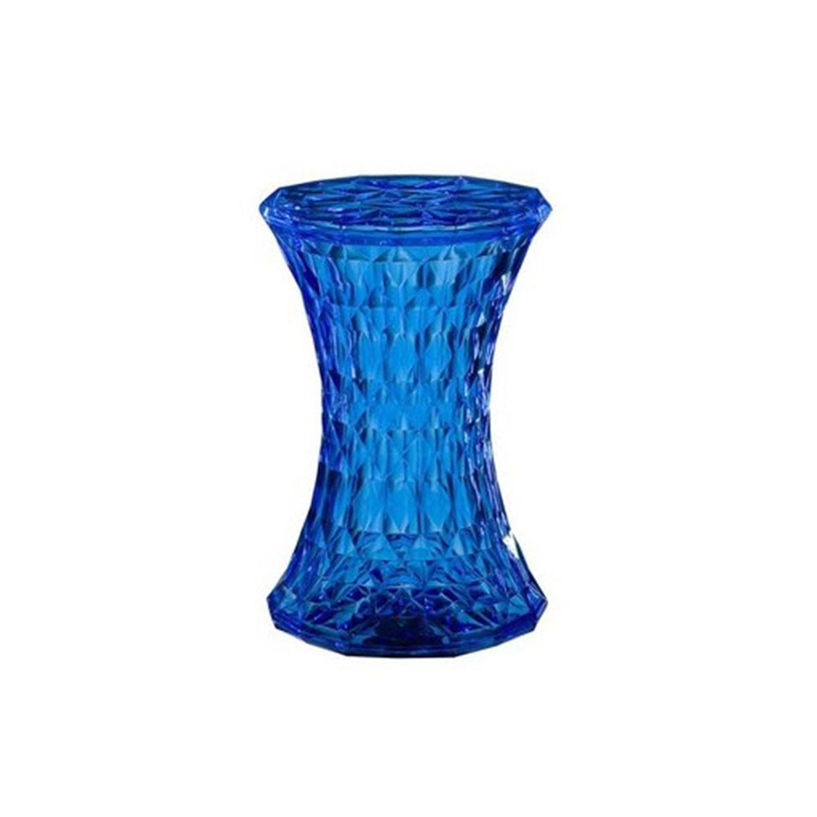 Banqueta Prism Cristal Azul