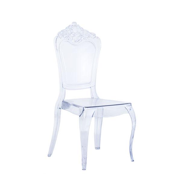 Cadeiras Acrílico Transparentes