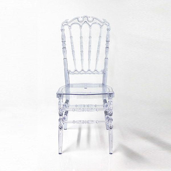 Cadeiras Transparentes