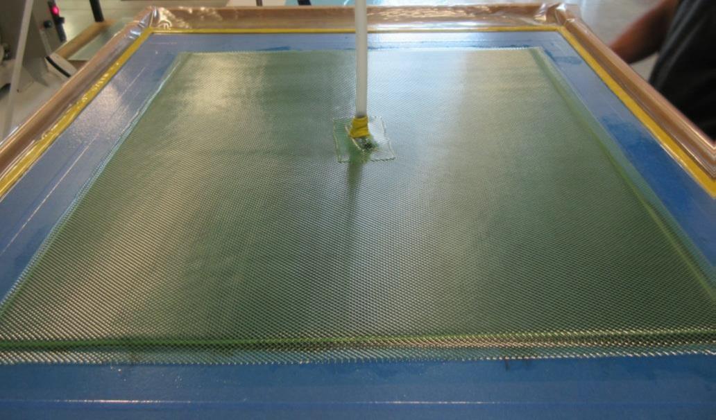 fiberglass resin infusion
