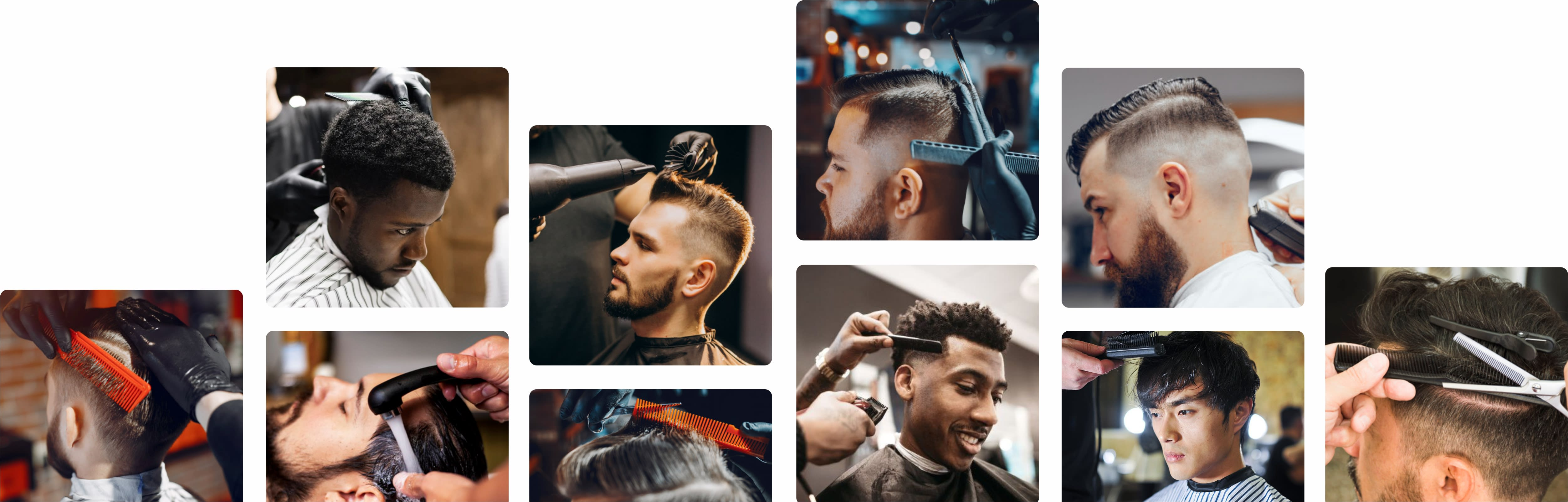 CLYPR barber barbershop app haircuts