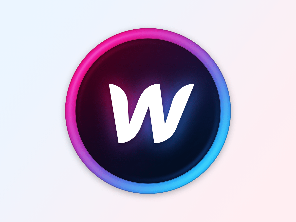 Webflow App Icon