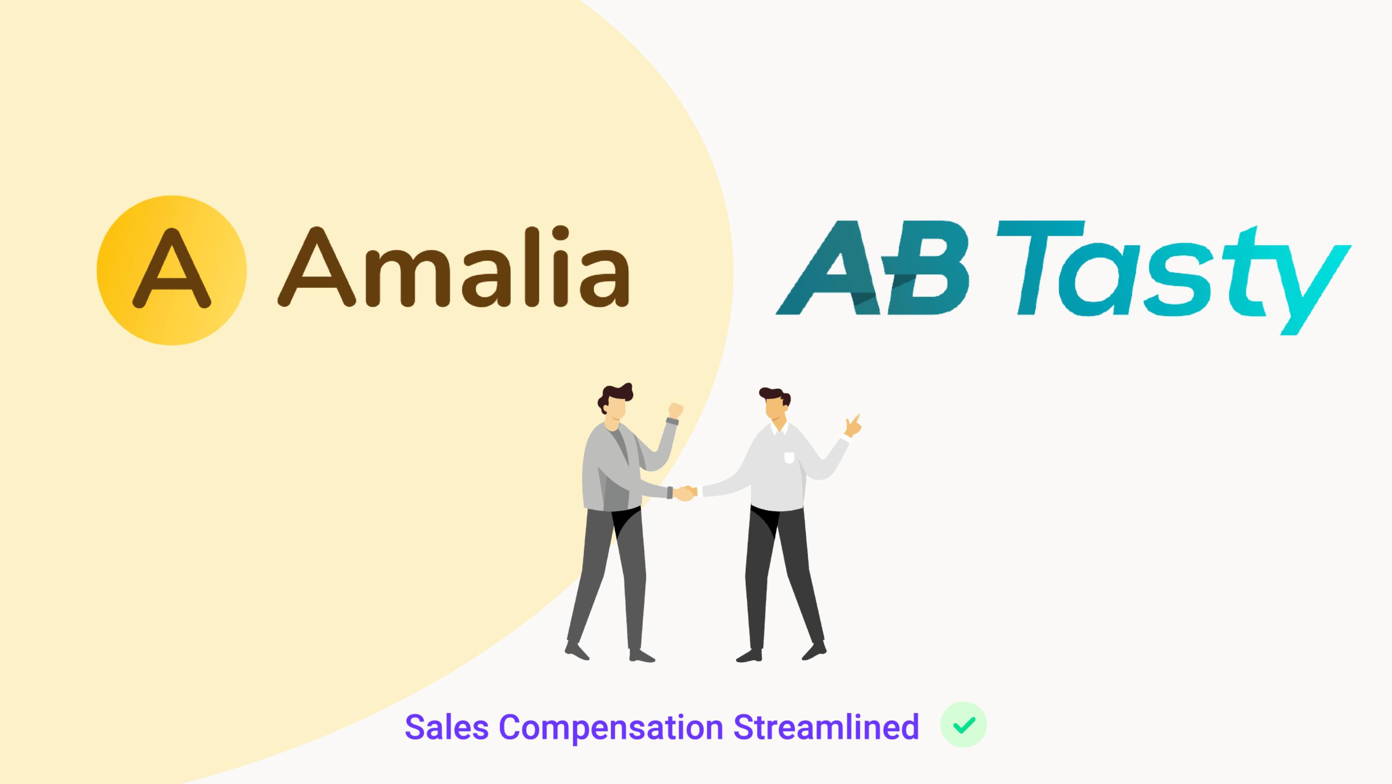 AB Tasty using Amalia