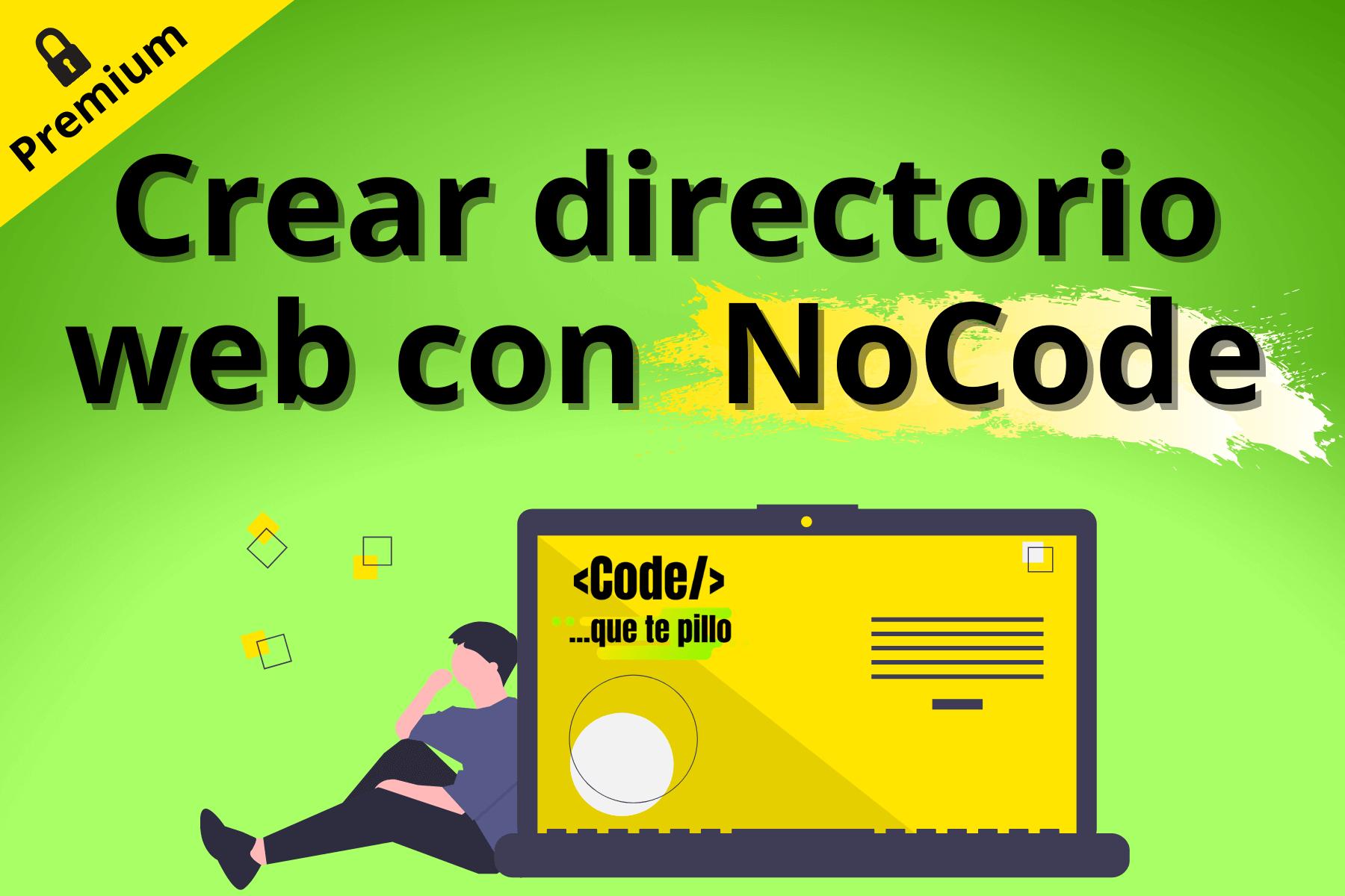 Curso Directorio Web NoCode