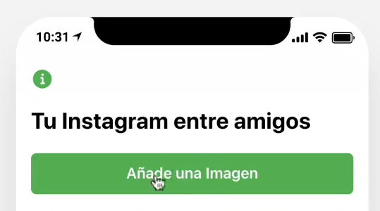 App instagram subir foto